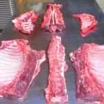 鹿肉加工1